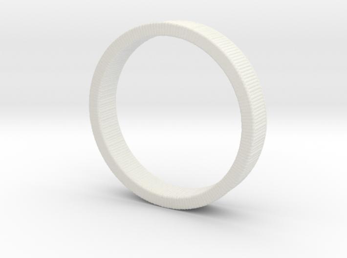 3 inch Air Filter 1/12 3d printed