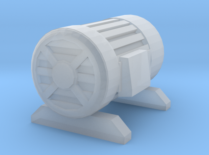 1/64th Crusher plant power unit 3d printed