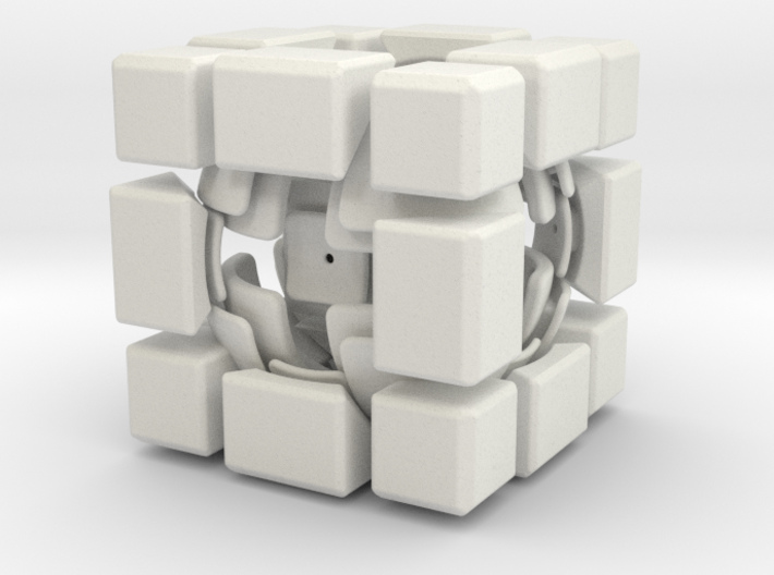 Makarov Cube - magnet 3d printed