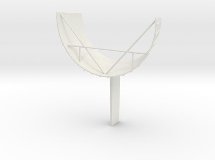 F1 3D Base 1:40 Fin 3d printed
