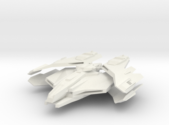 Imperial Class Destroyer 3d printed