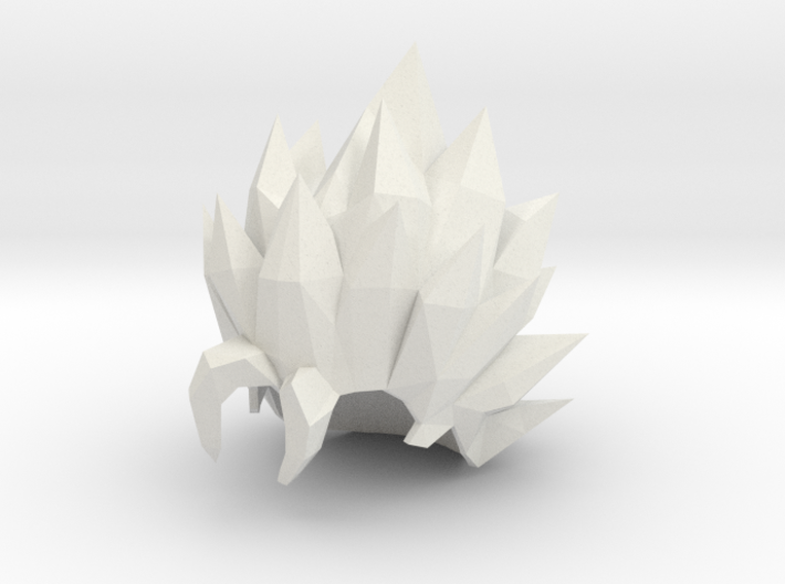 Custom Vegito Inspired MINIMATE 3d printed