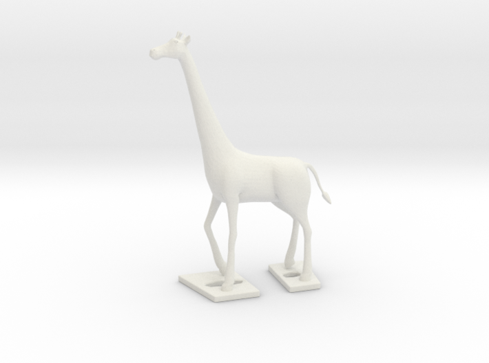 Giraffe...10% to unprivileged child 3d printed