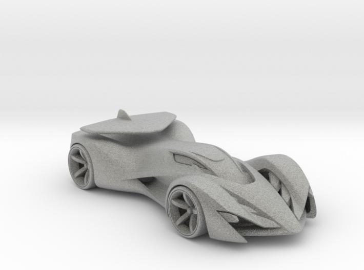 Invo R Racecar - Concept Design Quest 3d printed