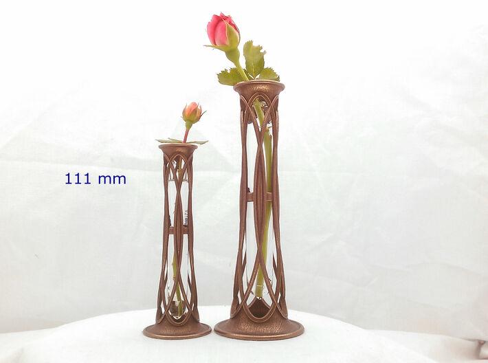 Bronze Metal Bud Vase 43 In 111 Mm Cvp8kcjj8 By Mrelet