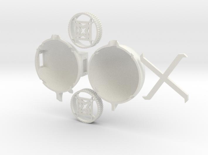BallBot5-KIT 3d printed