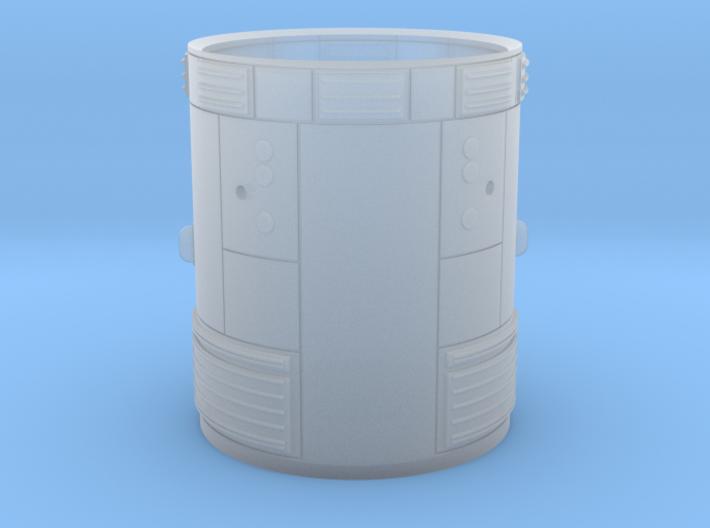 Apollo Service Mod 1:100 Gerard 3d printed