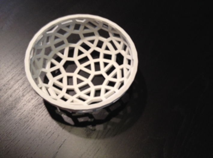 Wheels Bowl 3d printed
