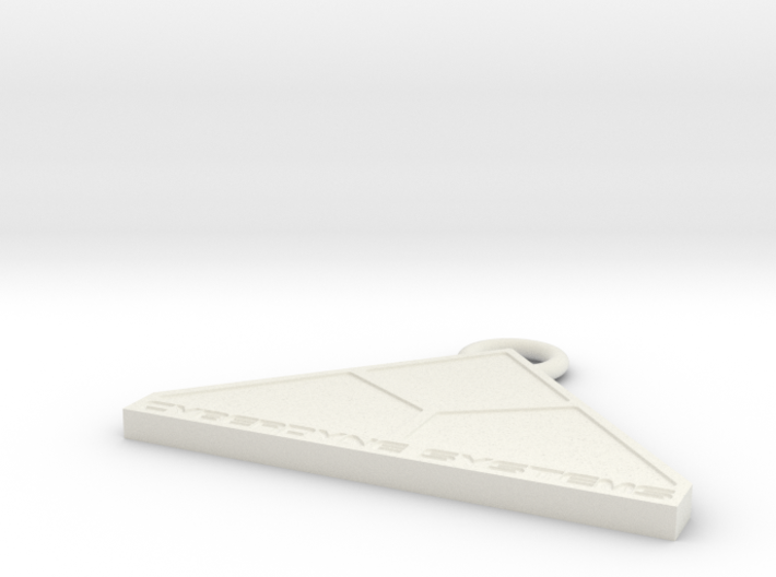 Cyberdine Systems Fan Keychain 3d printed
