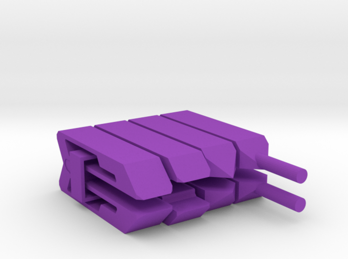 Tweezer Set - M3 A5 D3 7R 3d printed