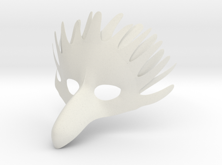 Splicer Mask Bird ALT 3d printed