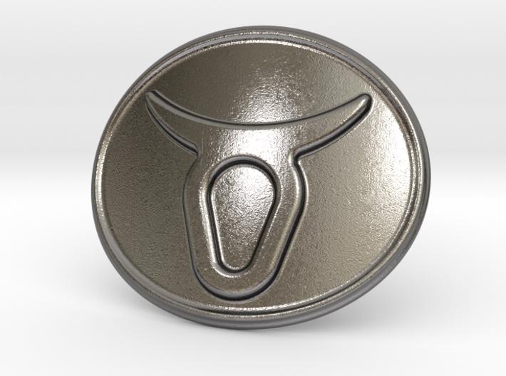 Taurus Belt Buckle 3d printed