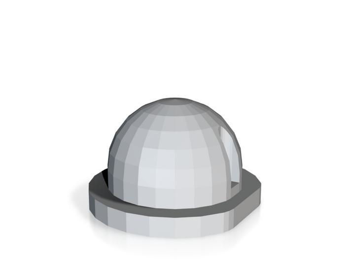 Turn Signal Light Glass Front D90 D110 Gelande 1:1 3d printed