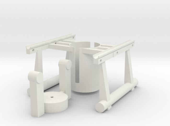 360flymount V3 3d printed