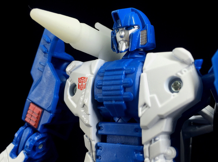 CW: Optimax Weapon set for Grand Optimus 3d printed