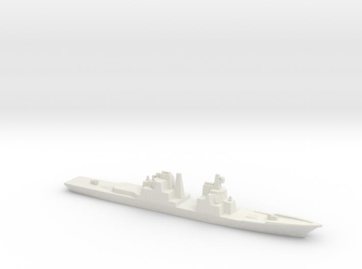 Cruiser Baseline, 1/3000 3d printed
