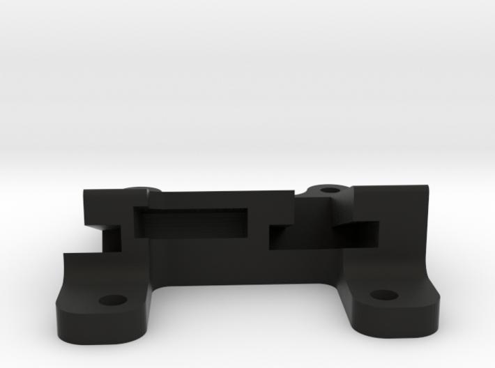 QAV 20° GoPro Mount for Modular Mounting System 3d printed