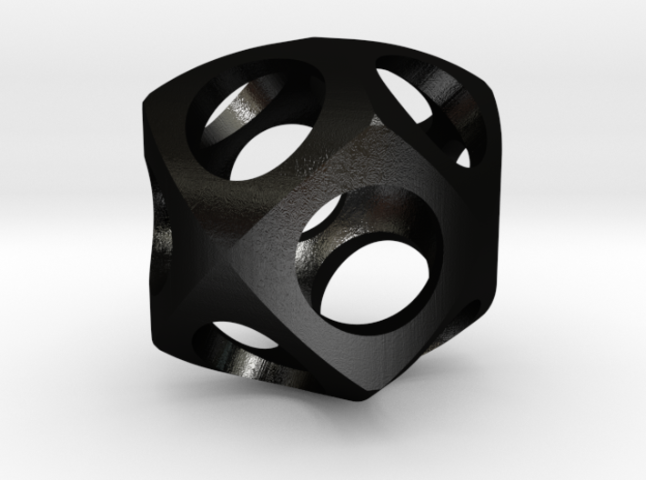 Dodecahedron Roller 3d printed