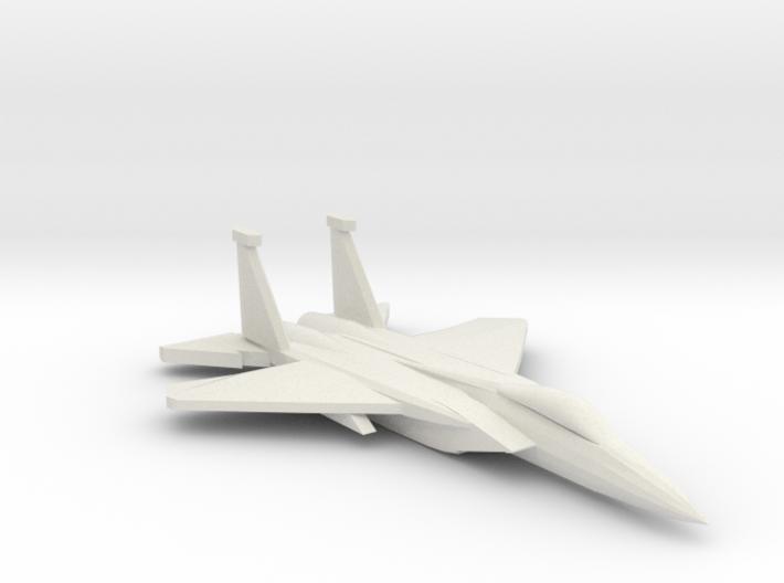 1/350 F-15C Eagle 3d printed