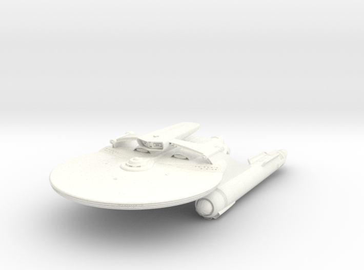 Reliant II Class Refit 3d printed