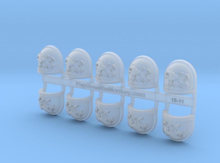 Phobos - Gen7:Standard Shoulder x10 3d printed