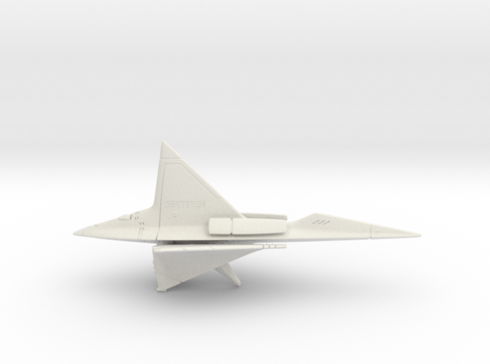 SKyBlade sculpture - from Concept Design Quest 3d printed