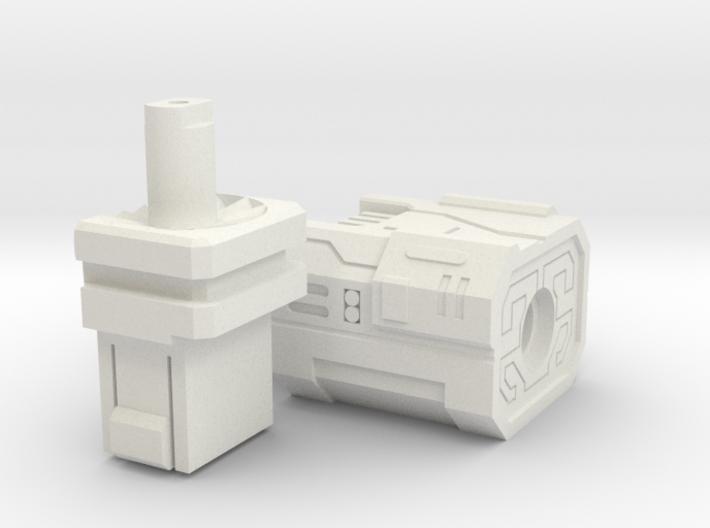 MT Afterburner CW Adaptors Set 3d printed