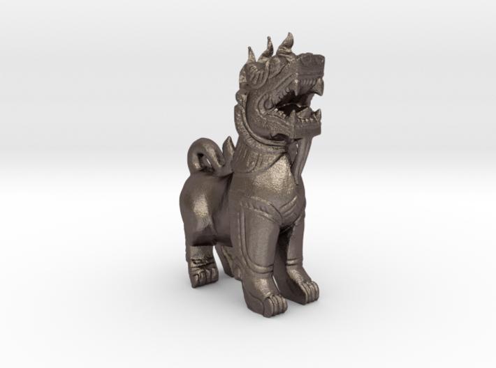Fu Dog 3d printed