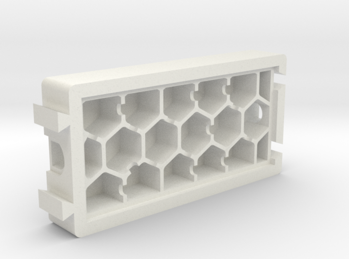 HoneyComb Module 3d printed