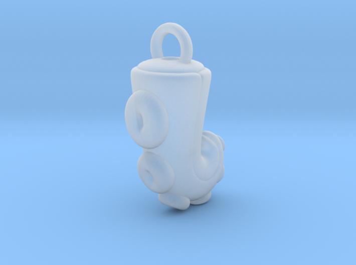 CHIBI CHUBBY TENTACLE 3d printed