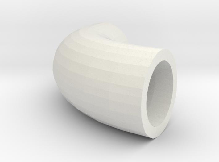 smol macaroni 3d printed