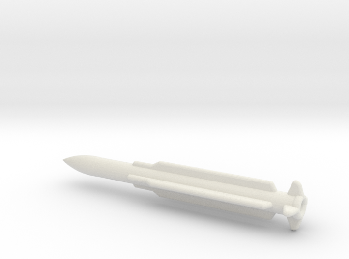 1/144 Scale SM-6 AGM-78 Standard Missile 3d printed