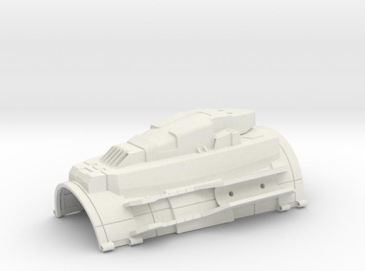 SV Upper Left Gauntlet 3d printed