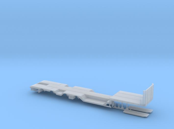 M01 Tieflader ähnlich Meusburger MPG-4 Lowliner 3d printed