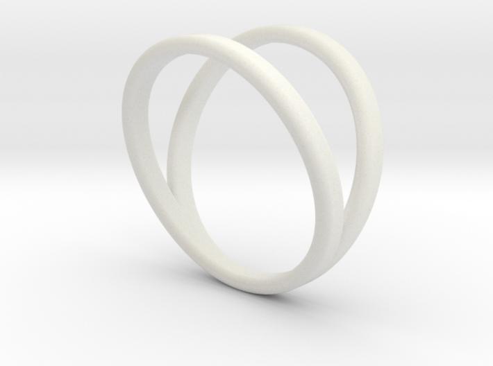 Split Ring Size 10 3d printed
