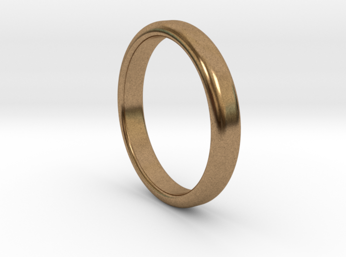 Ring Band Size 5 3d printed