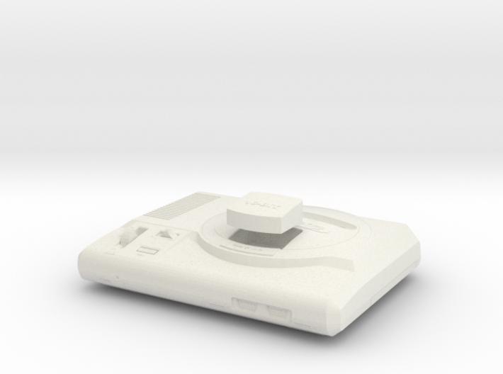 1:6 Sega Genesis (Model 01) 3d printed