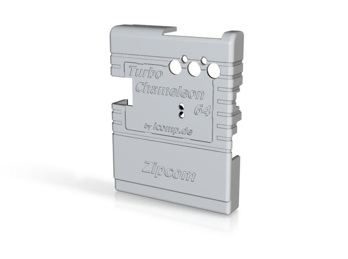 Chameleon 64 Cartridge Casing (top) v1.1 3d printed
