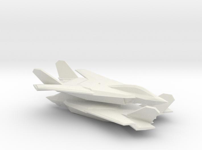 1/350 'A/F-X' F/A-24A Ghost (x2) 3d printed