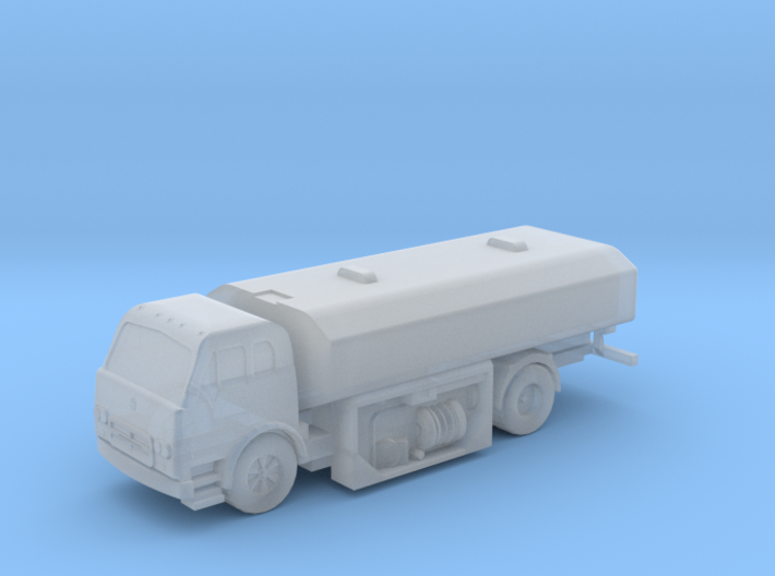 1:144 Scale International Harvester Fuel Truck 3d printed