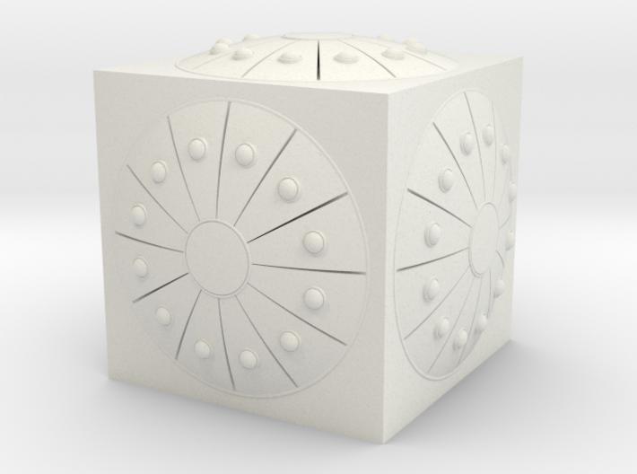 DCEU MotherBox Model 3d printed