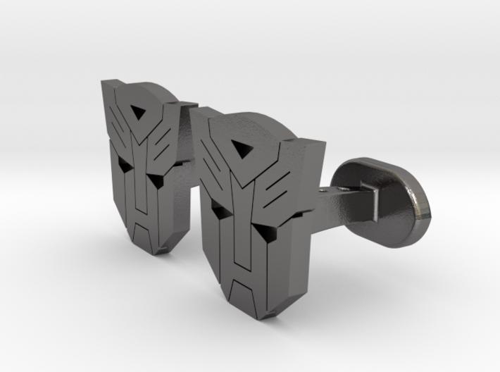 Avv Cufflinks 3d printed