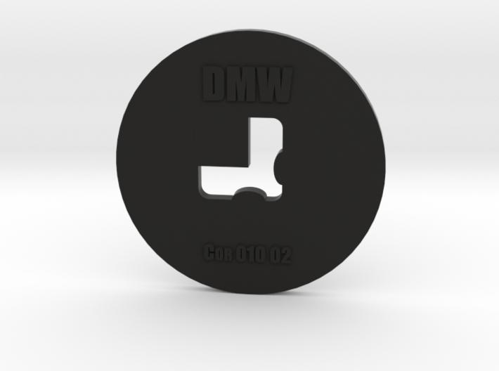 Clay Extruder Die: Corner 010 02 3d printed