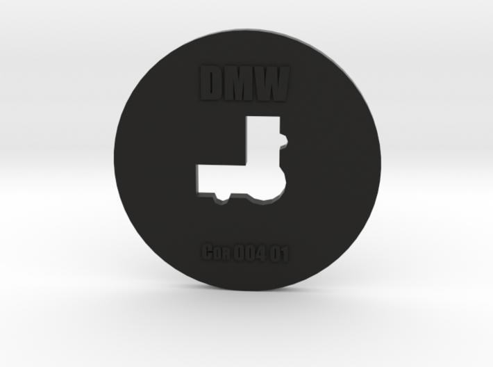Clay Extruder Die: Corner 004 01 3d printed