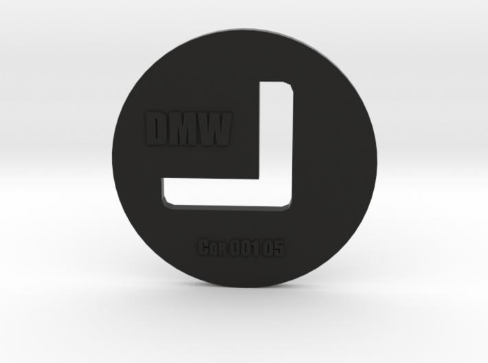 Clay Extruder Die: Corner 001 05 3d printed