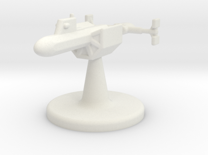 Game piece DY-100 3d printed