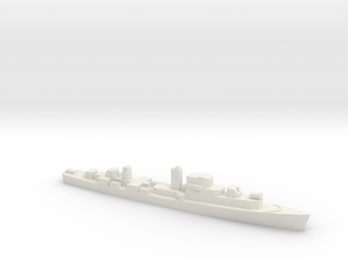 Le Normand-class frigate, 1/2400 3d printed