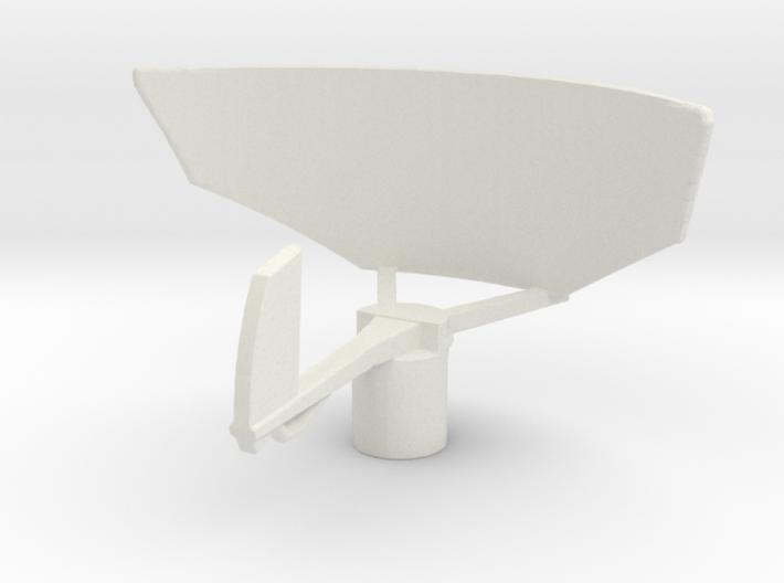 1/144 Scale SPS-12 Radar 3d printed