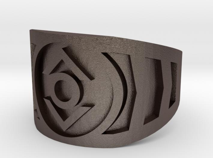 Indigo (Band Size 9) 3d printed