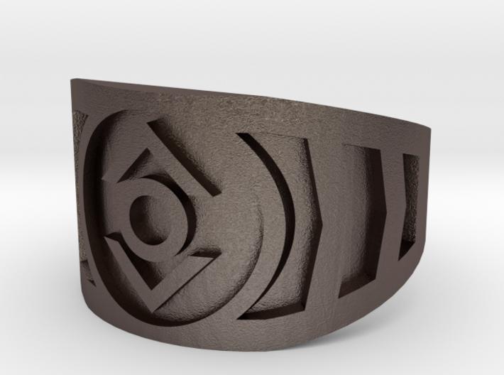 Indigo (Band Size 10) 3d printed